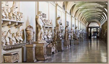 Những bảo tàng viện Vatican