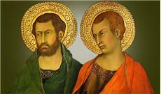 Thánh Simon và Thánh Giuđa