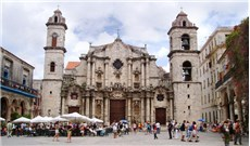 Giáo hội Công giáo tại Cuba và Mỹ