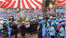 Các Bà mẹ Công giáo mừng kính Thánh Mônica