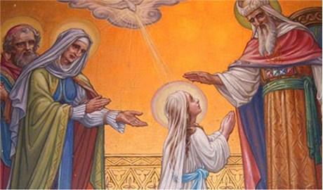 Lễ Đức Mẹ dâng mình