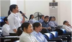 Học viện Mục vụ nâng tầm nhận thức cho người giáo dân