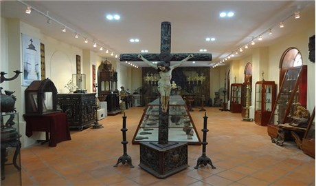 """Văn hóa Công giáo ở Việt Nam, """"kho tàng'' cần khai mở"""