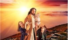 Vui trong trái tim Chúa Giêsu