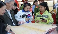 Lần đầu tiên đưa Mộc bản triều Nguyễn vào triển lãm Hoàng Sa, Trường Sa