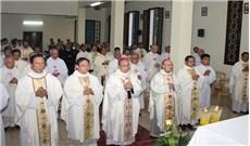 Đức Tổng Giám mục Stêphanô Nguyễn Như Thể mừng 40 năm Giám mục