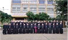 Khai mạc Hội nghị Thường niên kỳ II – 2015 của Hội đồng Giám mục Việt Nam