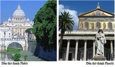 Cung hiến Đền thờ Thánh Phêrô và Phaolô Tông Ðồ