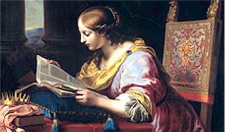 Thánh Catarina Alêxanđria