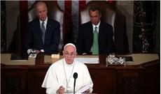 Đức Thánh Cha Phanxicô phát biểu tại Quốc hội lưỡng viện Mỹ