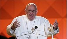 Đức Thánh Cha  bế mạc đại hội Gia đình Thế giới và kết thúc chuyến tông du tại Hoa kỳ