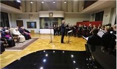 Ca đoàn thiếu niên Đức biểu diễn tại Vatican