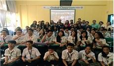"""""""Lớp học toàn cầu"""" kết nối cộng đồng của Philippines"""