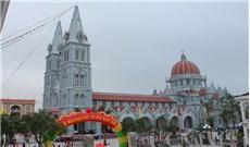 Giáo xứ Thuận Nghĩa khánh thành và cung hiến nhà thờ mới