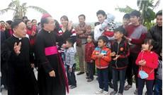 ĐGM Phêrô Nguyễn Văn Đệ - Giáo hội, giáo xứ, giáo họ là gia đình của tôi