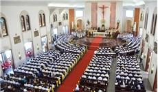 Lễ tấn phong Giám mục Phó giáo phận Bà Rịa