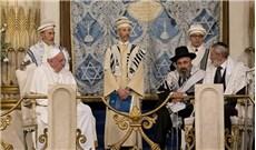 Đức Phanxicô thăm Hội đường Do Thái ở Rome
