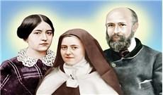Gia đình Thánh Nữ Têrêxa Hài Đồng Giêsu : Một gia đình Thánh