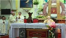 Lễ mừng đại thọ Đức cha Phaolô Maria Cao Đình Thuyên