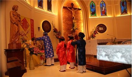 Người Việt Nam Công giáo với Tết Nguyên đán
