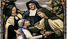 Tác phẩm hội tụ bốn vị Thánh Têrêsa