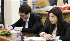 Đại diện Đại sứ quán Pháp tăm tòa soạn CGvDT