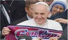 Các Đức giáo hoàng và tình yêu thể thao