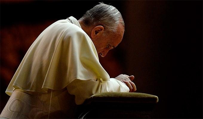 Thái độ khi cầu nguyện
