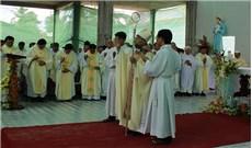 Đan viện Xitô Thánh mẫu Phước Vĩnh Lễ chúc phong Viện phụ tiên khởi