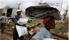 Caritas quốc tế trợ giúp Haiti