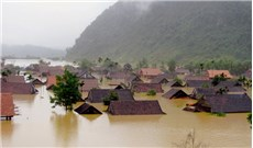 Gầy dựng lại từ hoang tàn lũ lụt