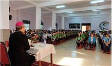 """Ngày hội gặp mặt sinh viên Công giáo với chủ đề """"Tân Phúc âm hóa đời sống sinh viên"""""""