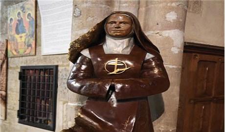 Tượng Thánh Nữ Élisabeth de la Trinité