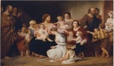 Có được chúc lành cho trẻ em trong nghi thức hiệp lễ không?