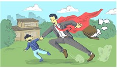 """Học làm """"siêu cha""""  như người Nhật"""