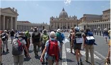 Hơn 20 triệu người đến Rome trong Năm Thánh