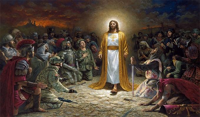 Người Kitô hữu đừng xây tường