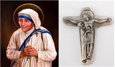 Cây thánh giá của Mẹ Têrêsa