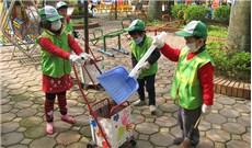 Dạy trẻ cách yêu  và bảo vệ môi trường