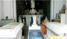 Cổ mộ của người Công giáo nổi tiếng Sài Gòn
