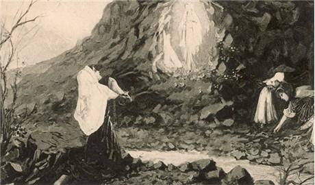 18 lần Đức Mẹ hiện ra với Bernadette tại hang Massabielle - Lộ Đức (P6)