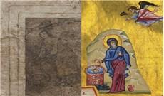 Bức tranh cổ nhất về Đức Mẹ