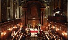 Nghi lễ Công giáo đầu tiên tại Cung điện Hoàng gia Anh sau 450 năm