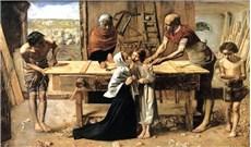 Ngôi nhà thời niên thiếu của Chúa Giêsu ?
