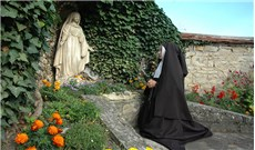 18 lần Đức Mẹ hiện ra với Bernadette tại hang Massabielle - Lộ Đức (P8)