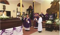 Linh mục Matthêu Vũ Khởi Phụng  đã được Chúa gọi về
