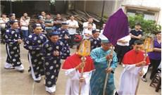 Che Thánh Giá và Ảnh tượng Thánh trong Mùa Chay
