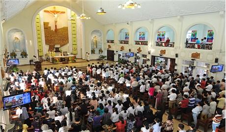 Canh tân việc tham dự cử hành thánh thể tại giáo xứ (P1)
