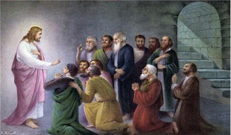 Tha tội - Sứ vụ của Chúa Giêsu Kitô