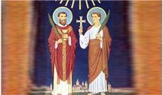 Thánh Maxêlinô và Thánh Phêrô